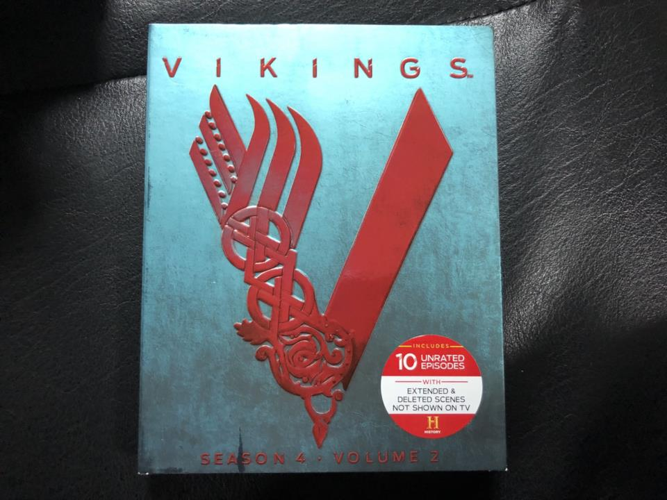 VIKINGS SEASON 4 VOLUME 2 (US)