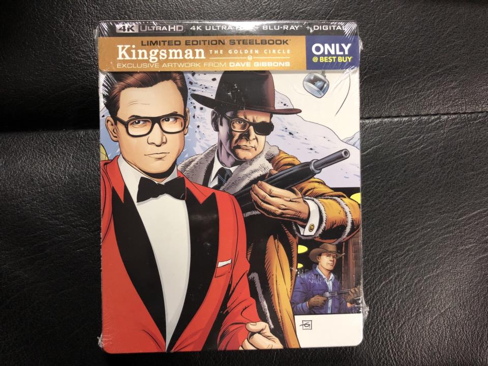 Kingsman: THE GOLDEN CIRCLE (US)