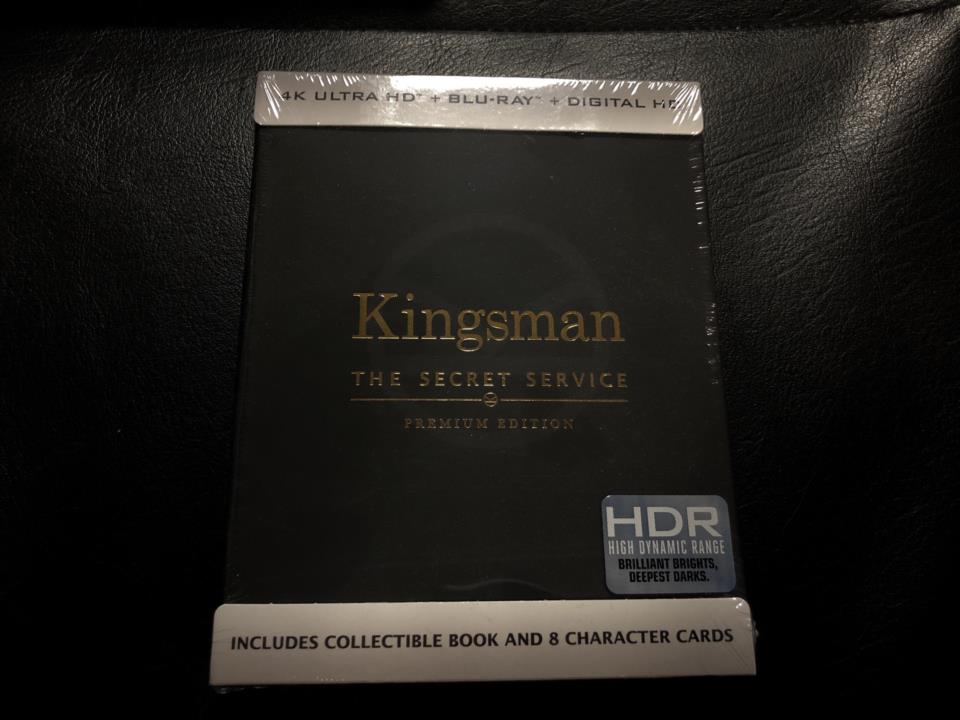 Kingsman: THE SECRET SERVICE PREMIUM EDITION (US)
