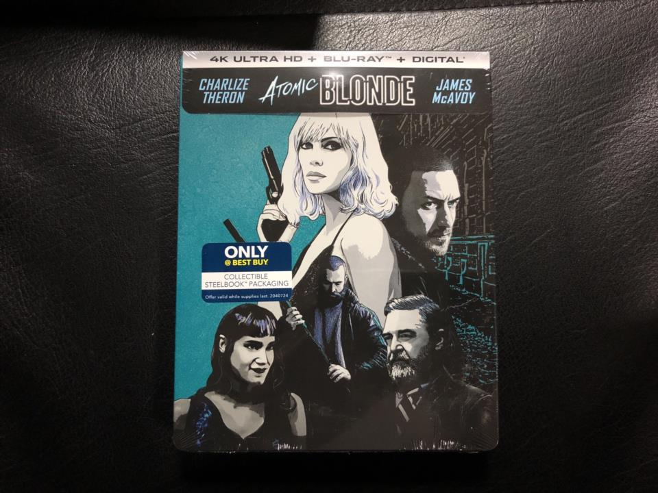 ATOMIC BLONDE (US)