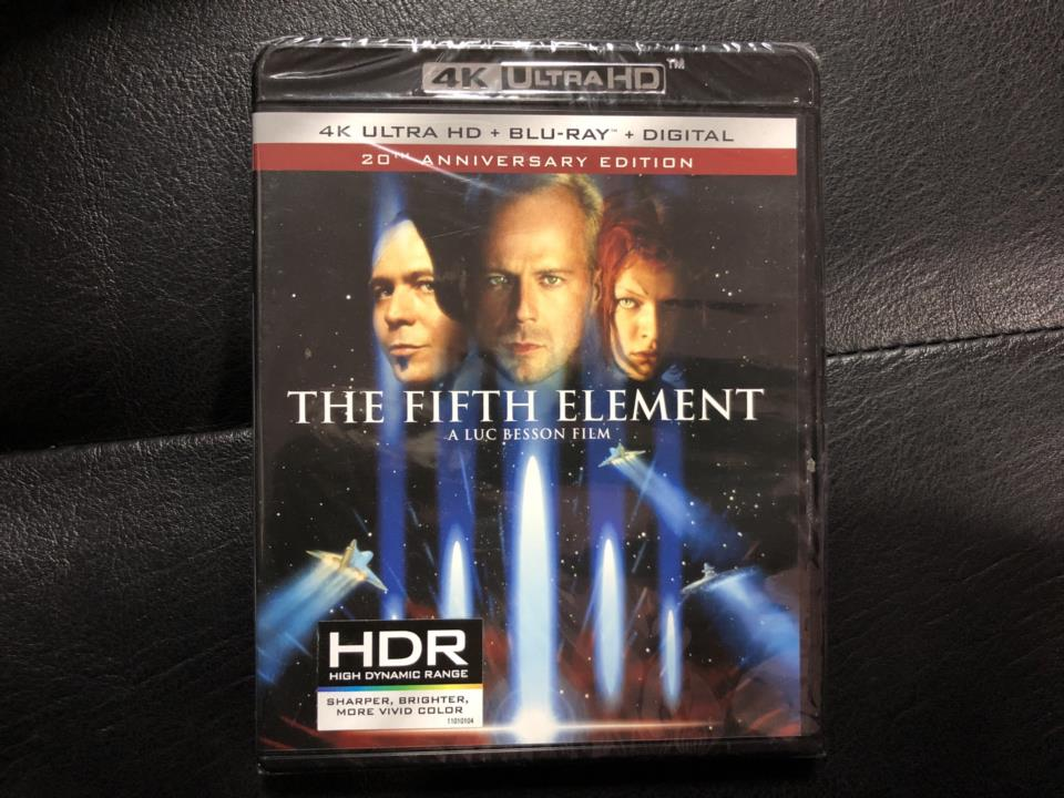 THE FIFTH ELEMENT (US)