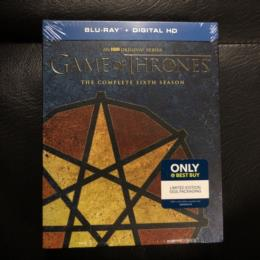 GAME OF THRONES THE COMPLETE 6TH SEASON (US)
