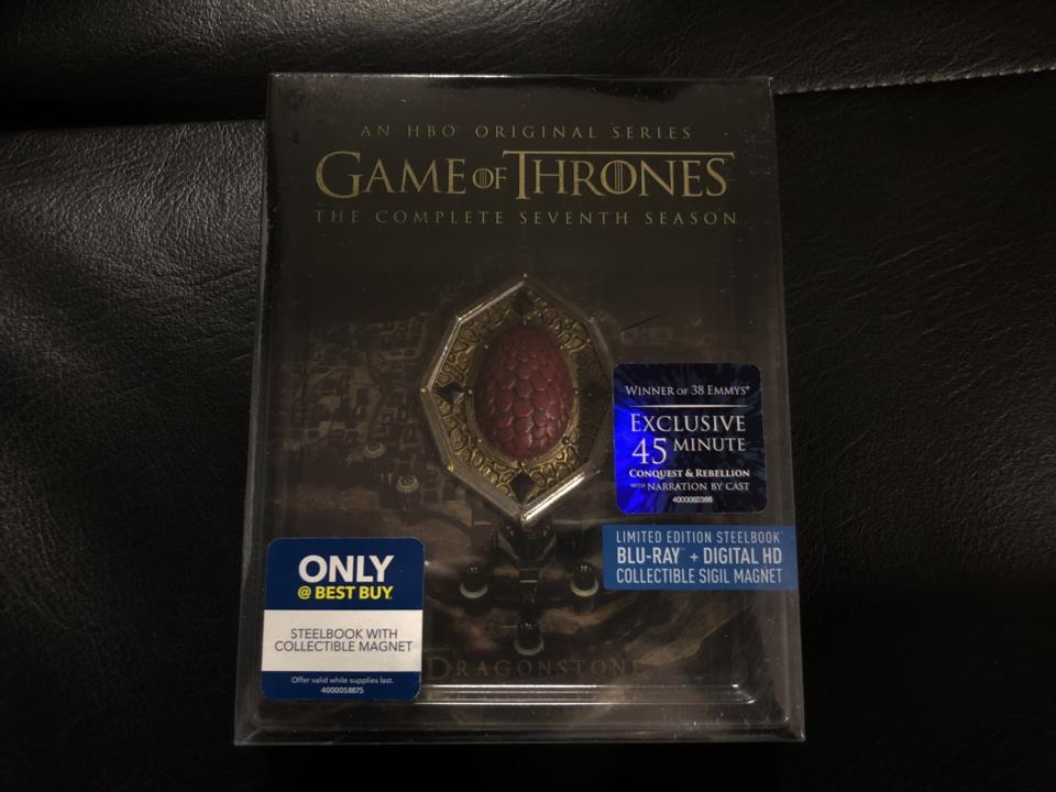 GAME OF THRONES THE COMPLETE 7TH SEASON (US)