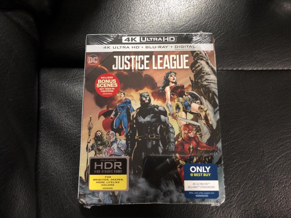 JUSTICE LEAGUE (US)