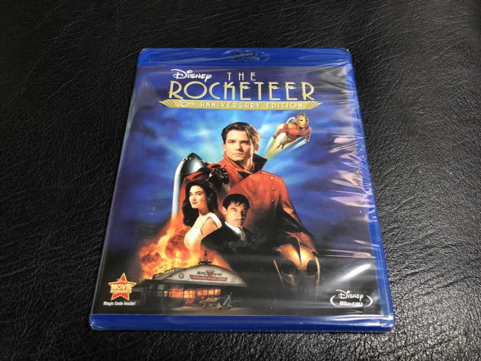 THE ROCKETEER 20th ANNIVERSARY EDITION (US)