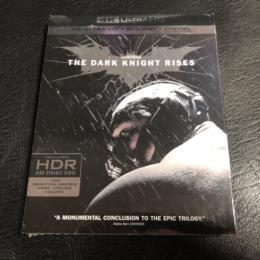 THE DARK KNIGHT RISES (US)