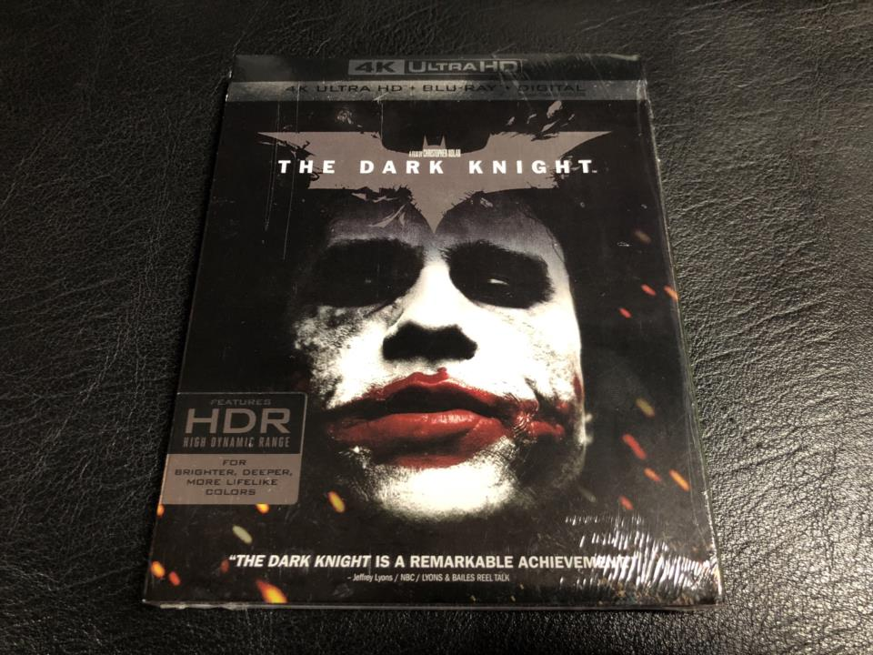 THE DARK KNIGHT (US)