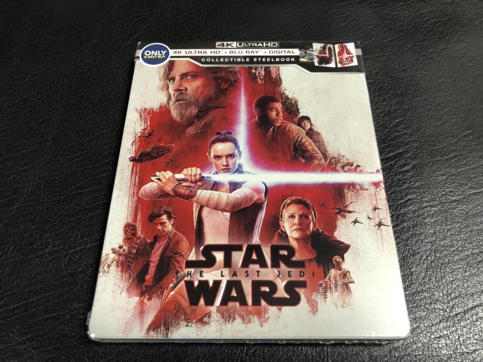 STAR WARS: THE LAST JEDI (US)