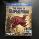 THE DEATH OF SUPERMAN LIMITED-EDITION GIFT SET (US)