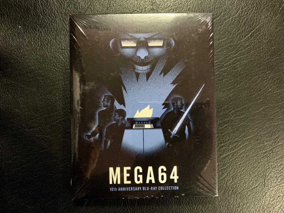 MEGA 64 10th ANNIVERSARY BLU-RAY COLLECTION (US)