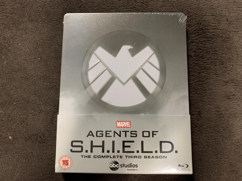 AGENTS OF S.H.I.E.L.D. THE COMPLETE 3RD SEASON (UK)