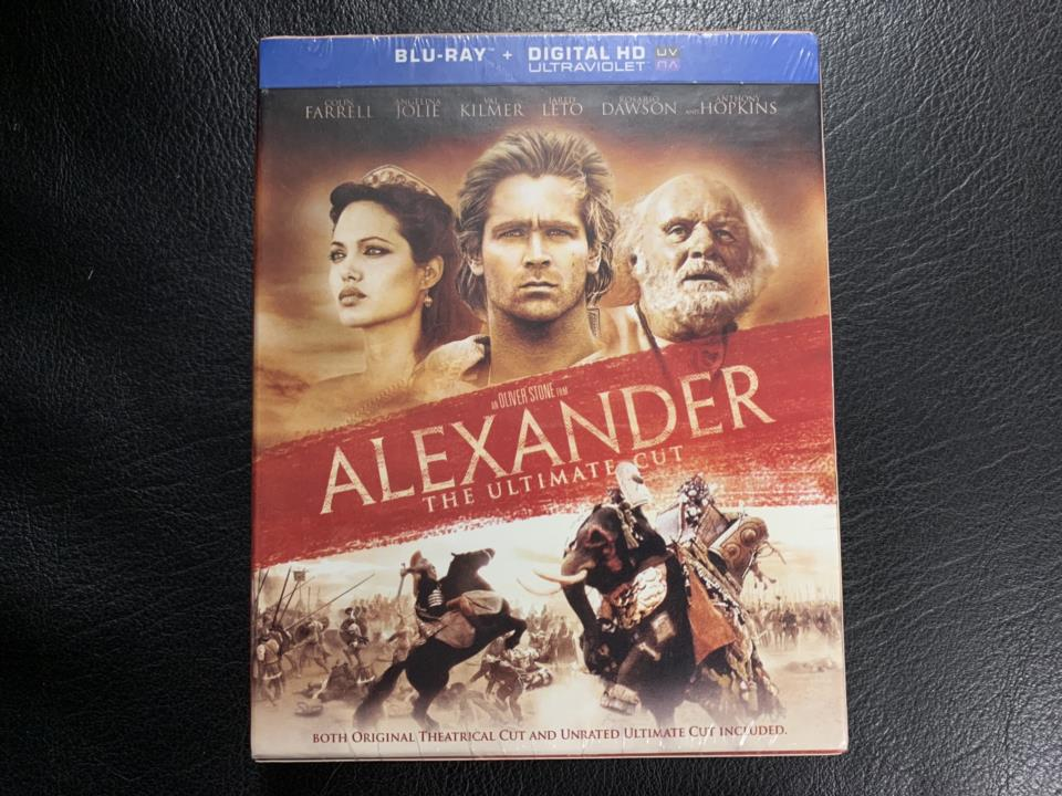 ALEXANDER THE ULTIMATE CUT (US)