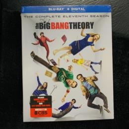 the BiG BANG THEORY THE COMPLETE 11TH SEASON (US)