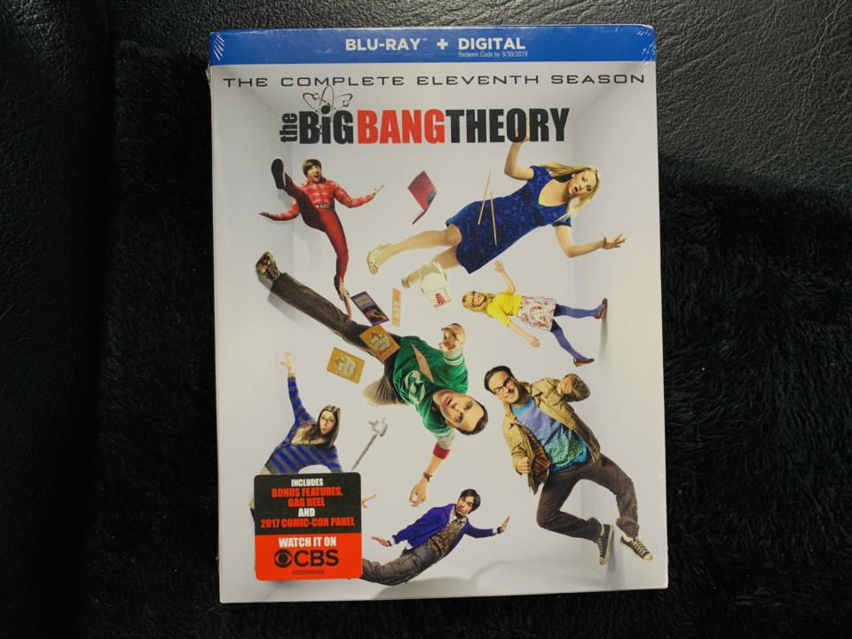 the BiG BANG THEORY THE COMPLETE 11TH SEASON (US)