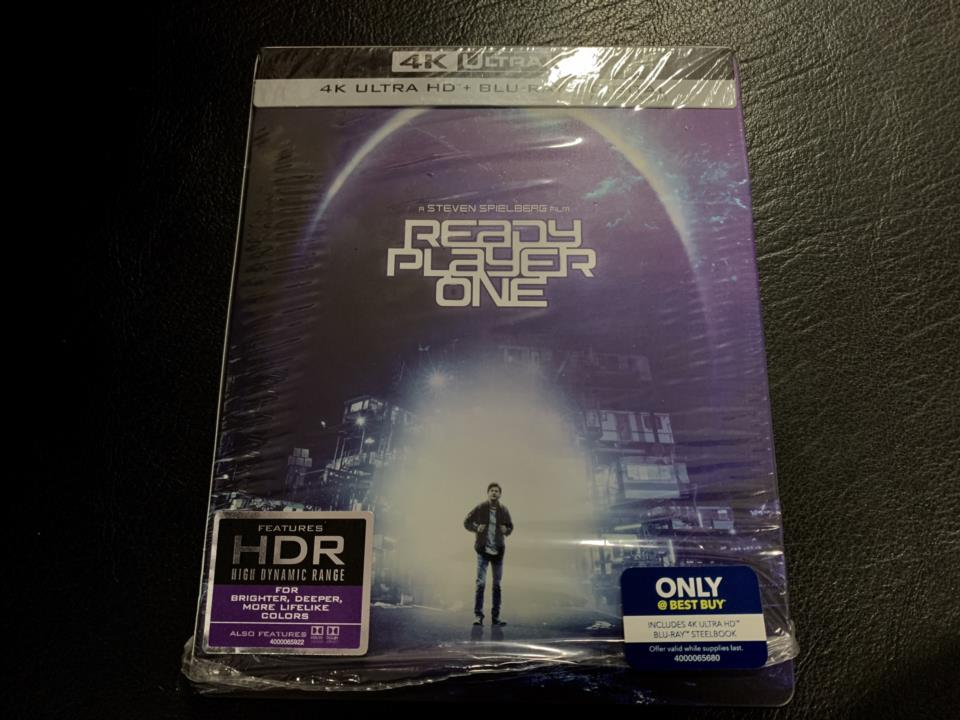 READY PLAYER ONE (US)