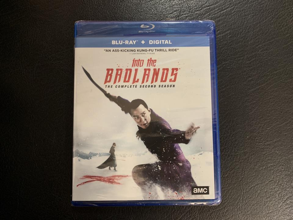 into the BADLANDS THE COMPLETE 2ND SEASON (US)