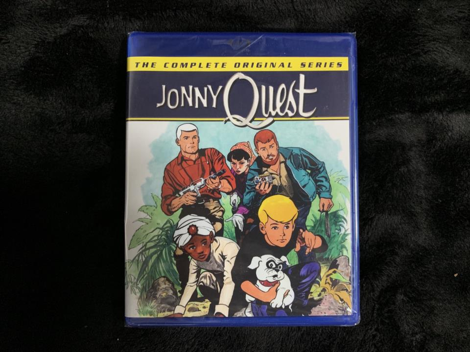 JONNY QUEST THE COMPLETE ORIGINAL SERIES (US)