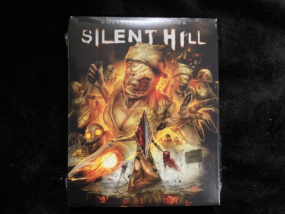 SILENT HILL COLLECTOR'S EDITION (US)