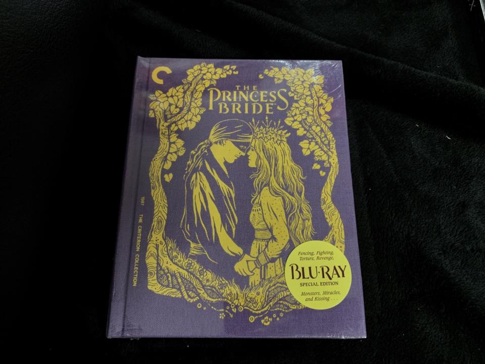 THE PRINCESS BRIDE BLU-RAY SPECIAL EDITION (US)