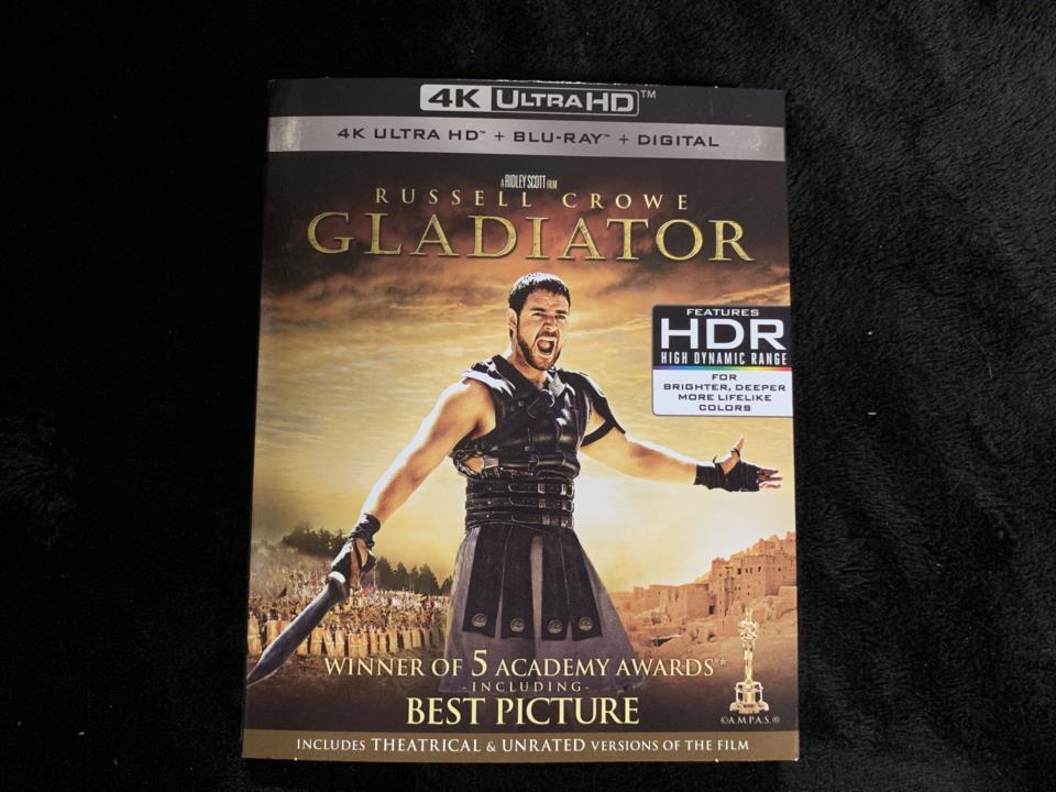 GLADIATOR (US)