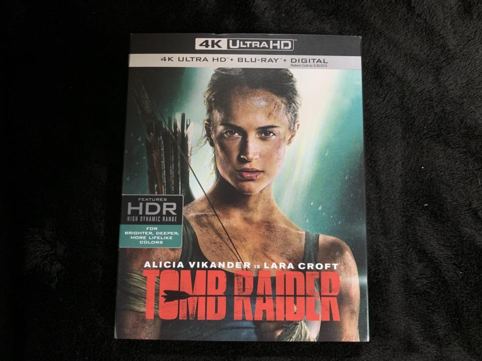 TOMB RAIDER (US)