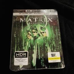 THE MATRIX RELOADED (US)