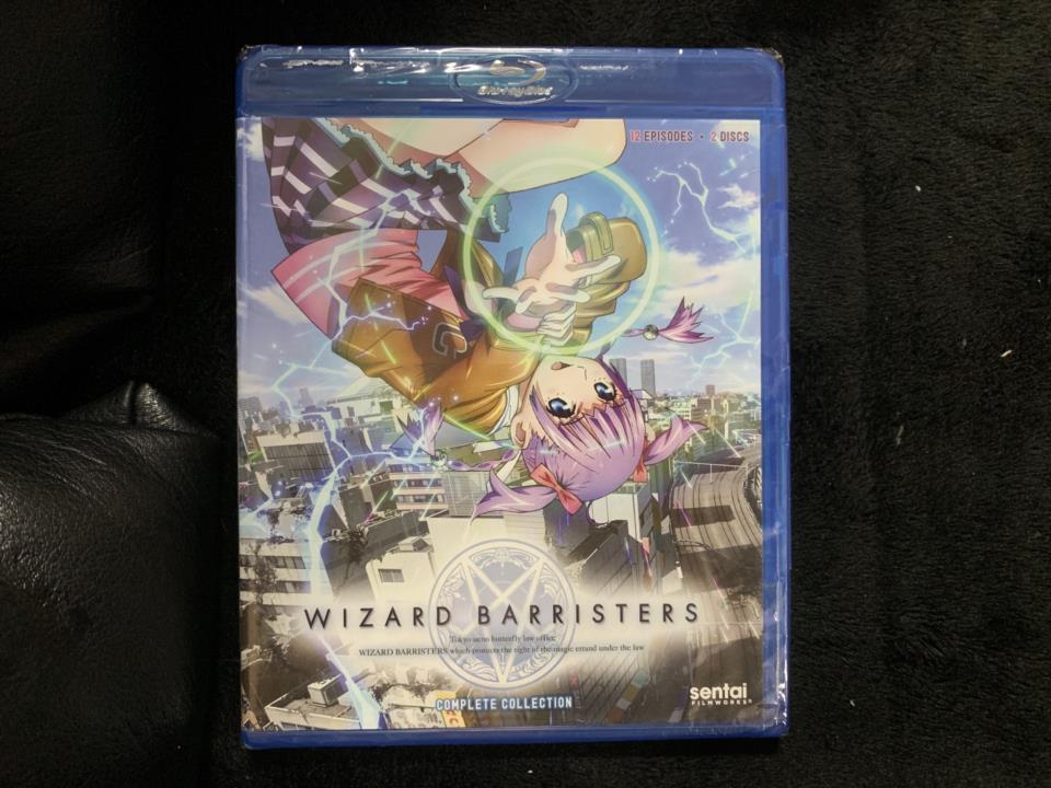 WIZARD BARRISTERS COMPLETE COLLECTION (US)