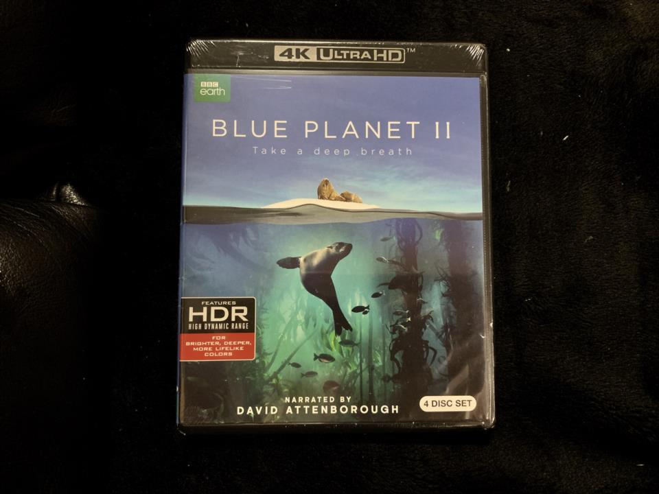 BLUE PLANET II (US)