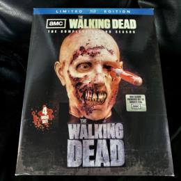 THE WALKING DEAD THE COMPLETE 2ND SEASON LIMITED EDITION