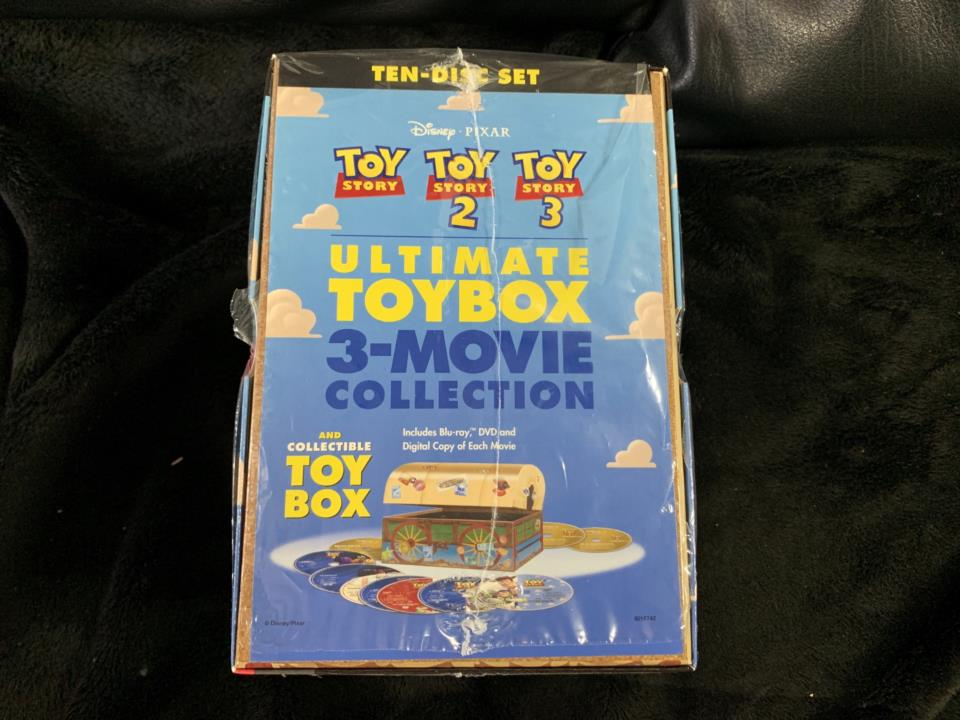 TOY STORY ULTIMATE TOY BOX (US)