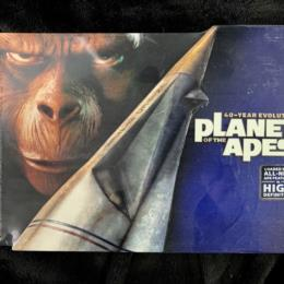 PLANET OF THE APES 40-YEAR EVOLUTION (US)