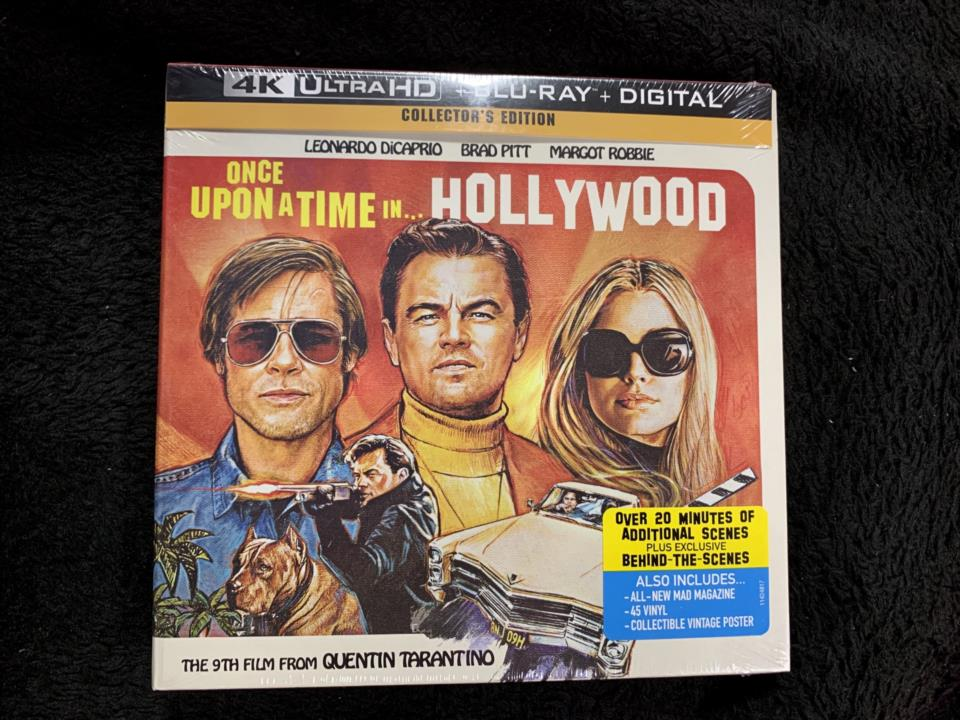 ONCE UPON A TIME IN... HOLLYWOOD COLLECTOR'S EDITION (US)