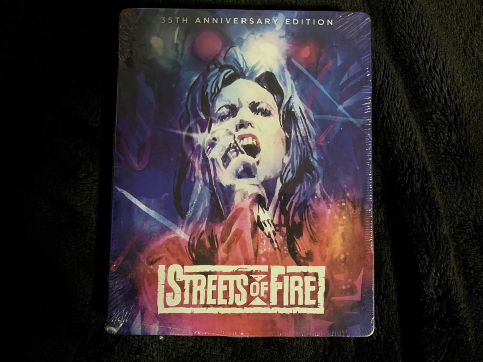 STREETS OF FIRE 35TH ANNIVERSARY EDITION (US)