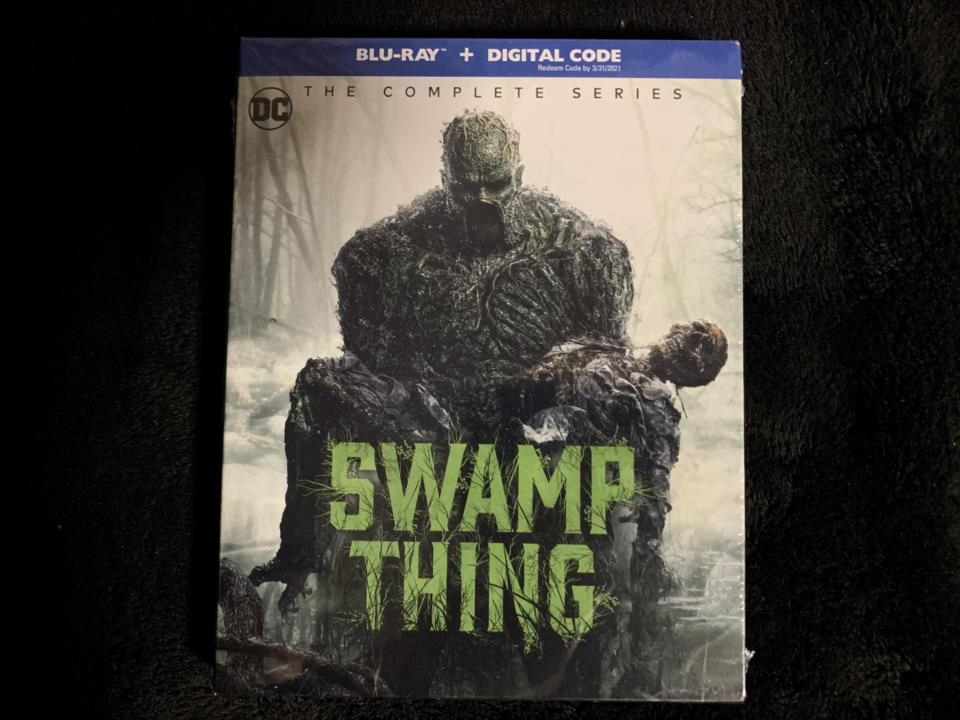 SWAMP THING THE COMPLETE SERIES (US)