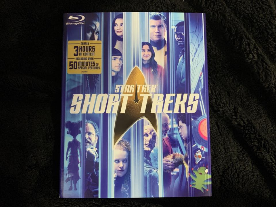 STAR TREK SHORT TREKS (US)