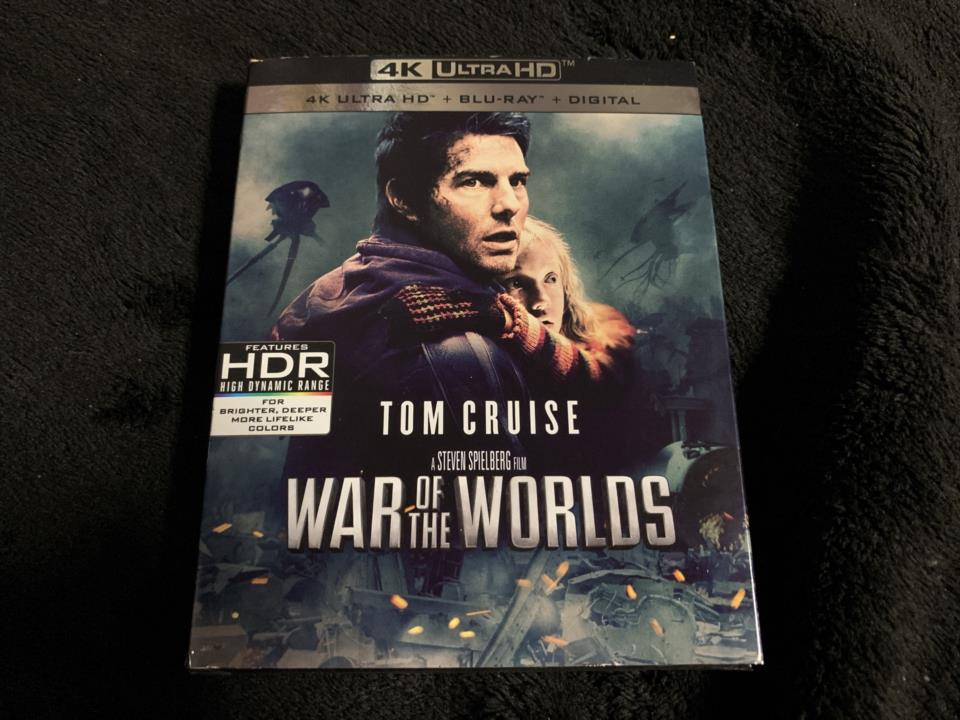 WAR OF THE WORLDS (US)