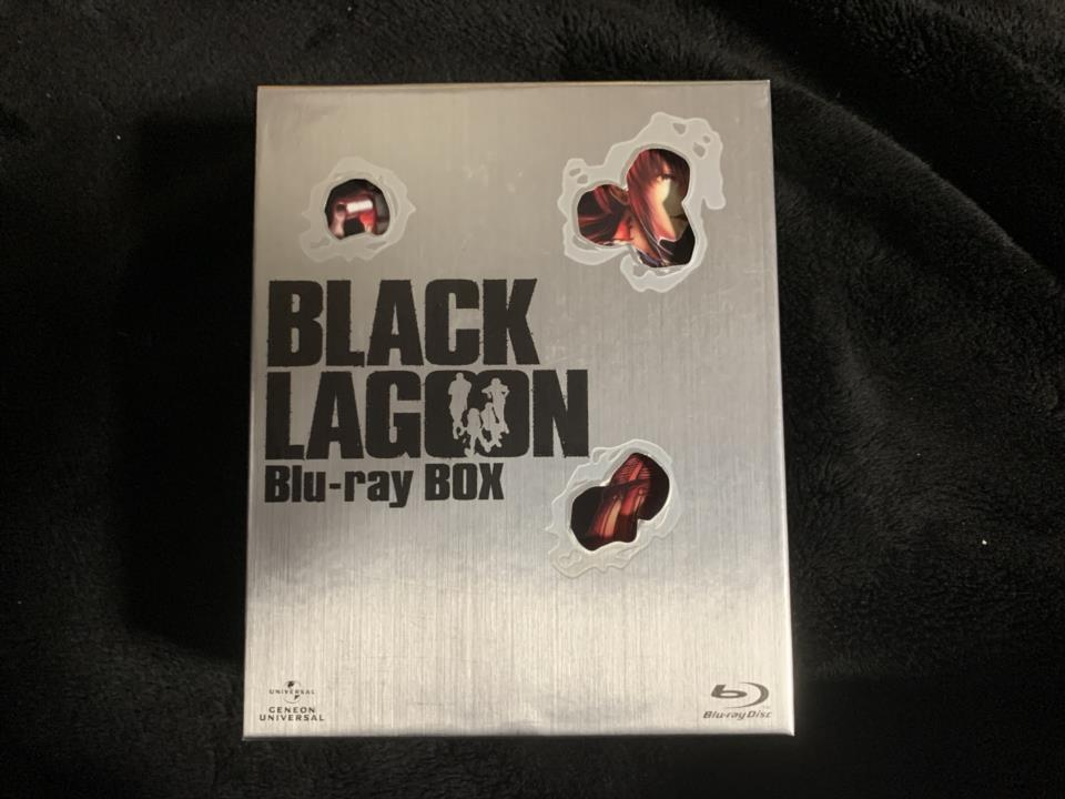 BLACK LAGOON Blu-ray BOX (Japan)