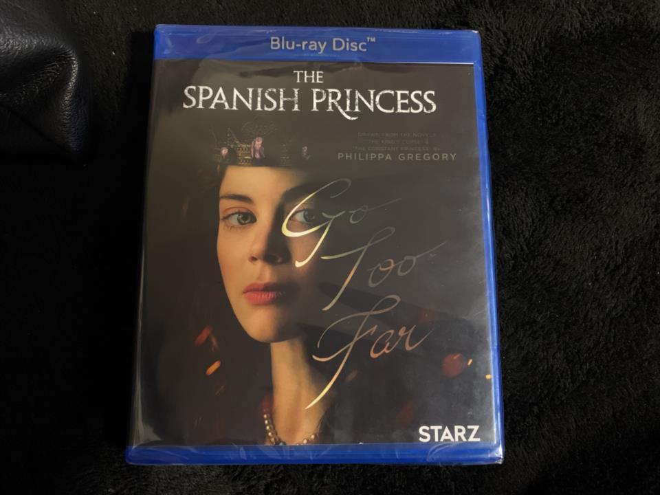 THE SPANISH PRINCESS (US)