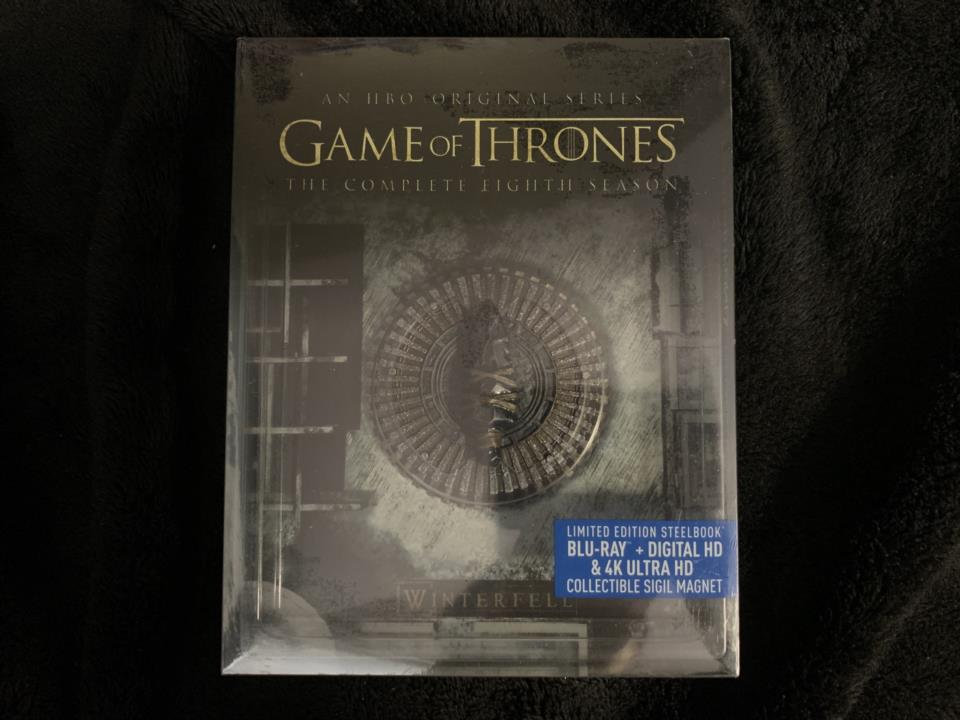 GAME OF THRONES THE COMPLETE 8TH SEASON (US)