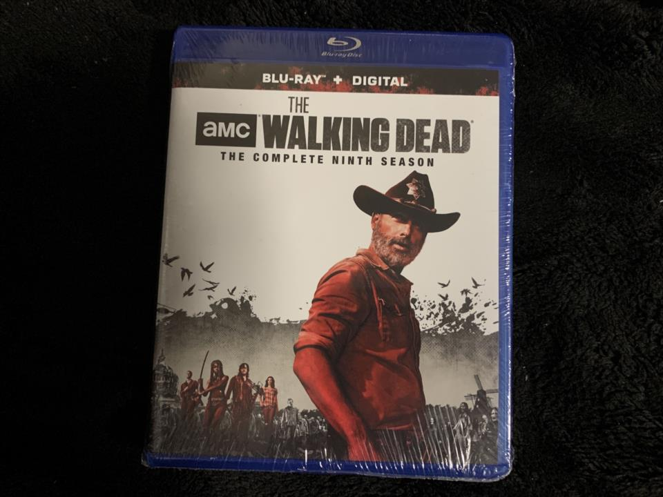 THE WALKING DEAD THE COMPLETE 9TH SEASON (US)