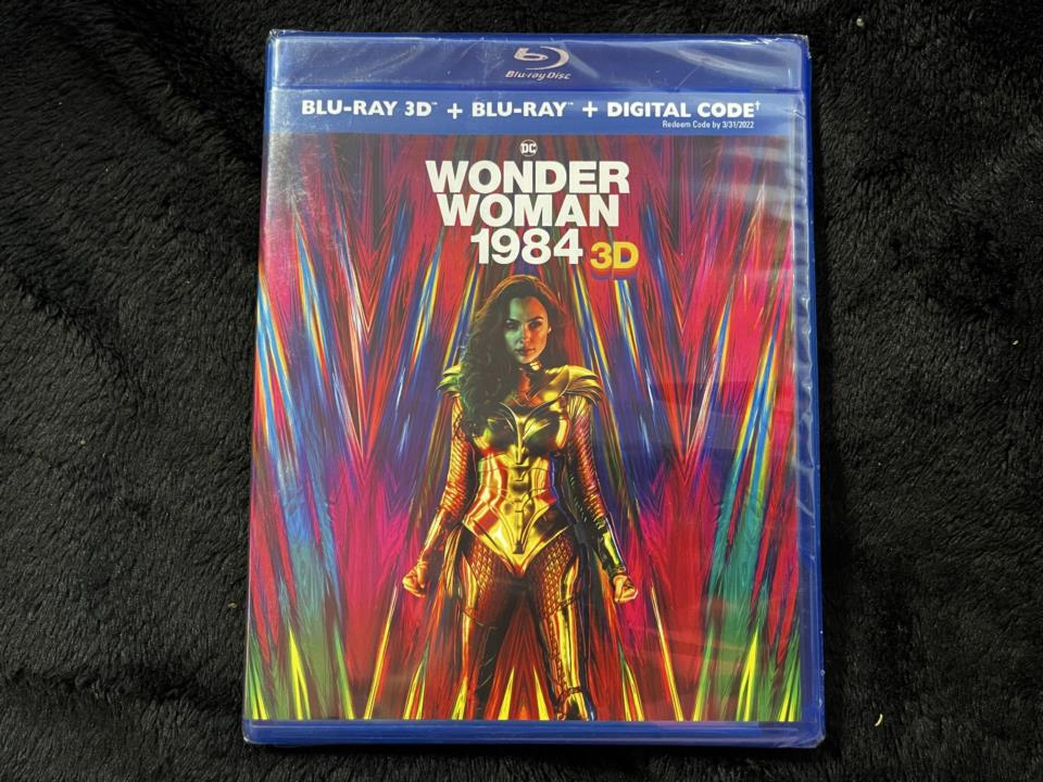 WONDER WOMAN 1984 3D (US)