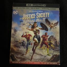 JUSTICE SOCIETY: World War II (US)