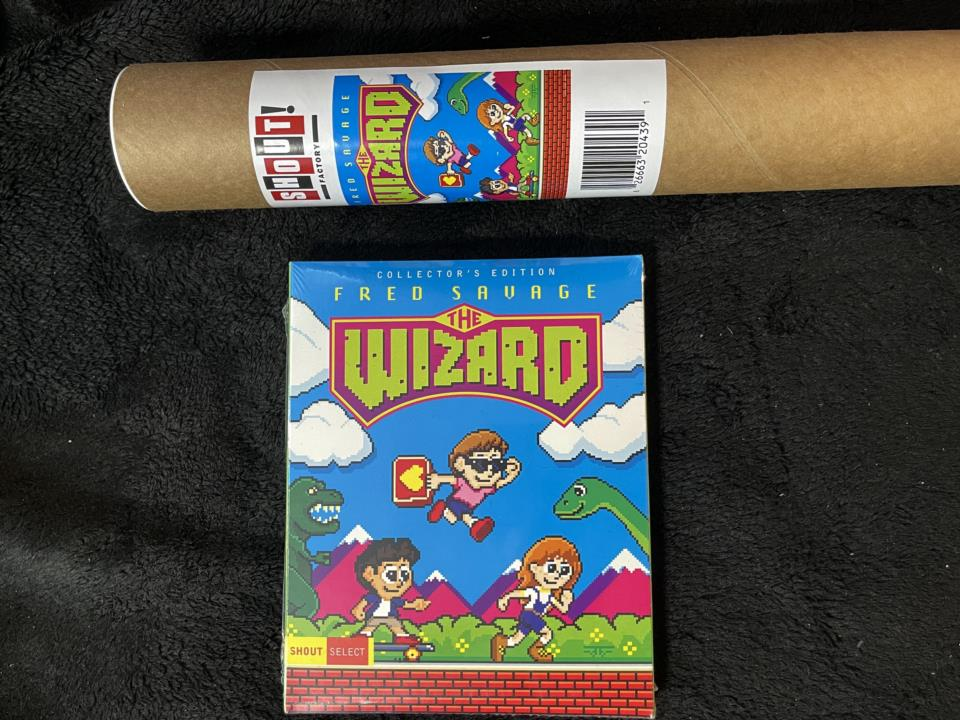 THE WIZARD COLLECTOR'S EDITION (US)