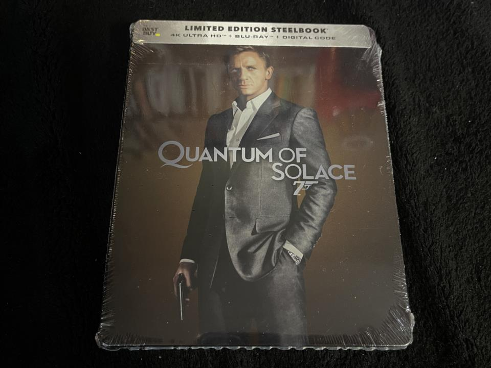 007: QUANTUM OF SOLACE (US)