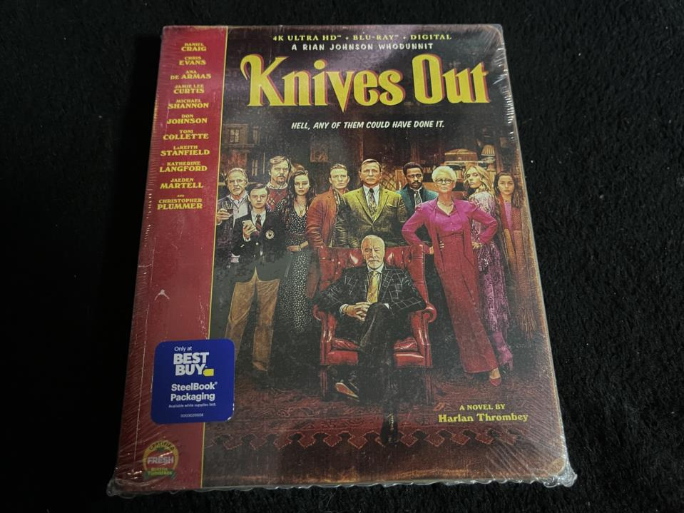 Knives Out (US)