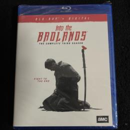 into the BADLANDS THE COMPLETE 3RD SEASON (US)