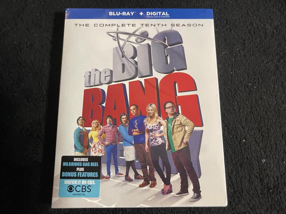 the BiG BANG THEORY THE COMPLETE 10TH SEASON (US)