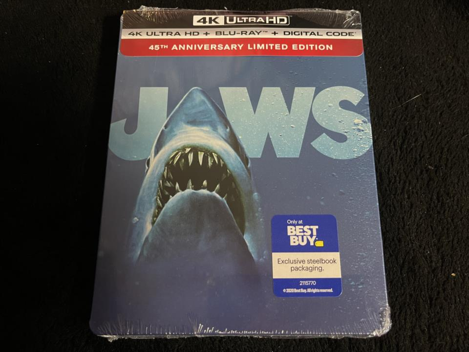 JAWS 45TH ANNIVERSARY LIMITED EDITION (US)