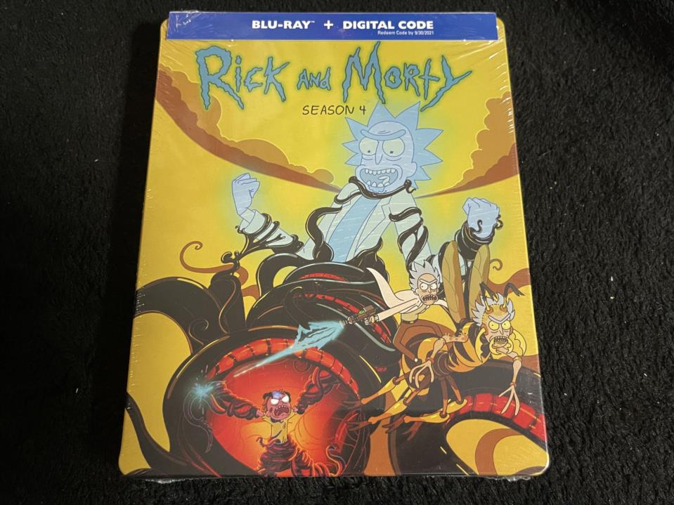 RICK AND MORTY SEASON 4 (US)