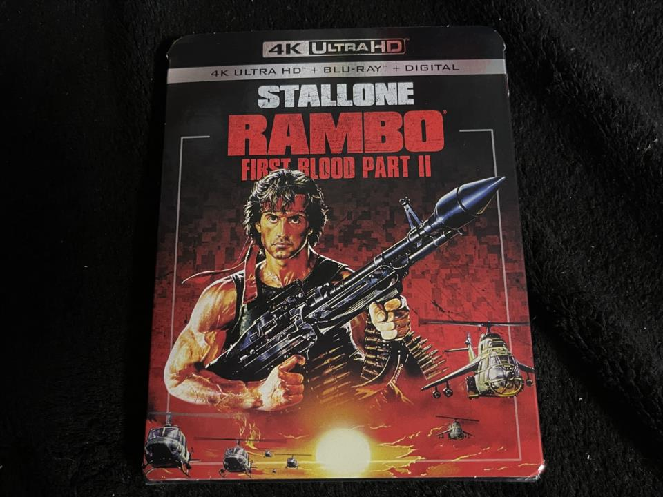 FIRST BLOOD PART II (US)